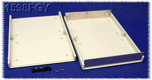 Hammond Electronics 1598FGY Instrumentbehuizing 250 x 160 x 40 ABS Grijs 1 stuks