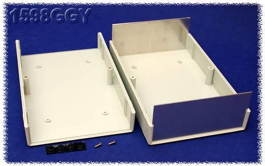 Hammond Electronics 1598GGY Instrumentbehuizing 250 x 160 x 76 ABS Grijs 1 stuks