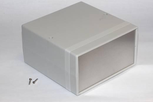 Hammond Electronics 1598ESGY Instrumentbehuizing 160 x 160 x 86 ABS Grijs 1 stuks