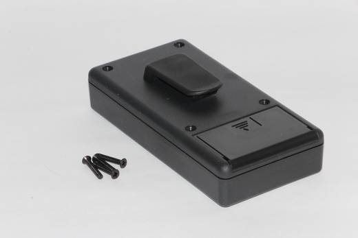 Hammond Electronics 1599BBKCP Handbehuizing 130 x 65 x 25 ABS Zwart 1 stuks
