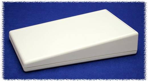 Hammond Electronics 1599KSTLGYBAT Consolebehuizing 220 x 140 x 40 ABS Grijs 1 stuks