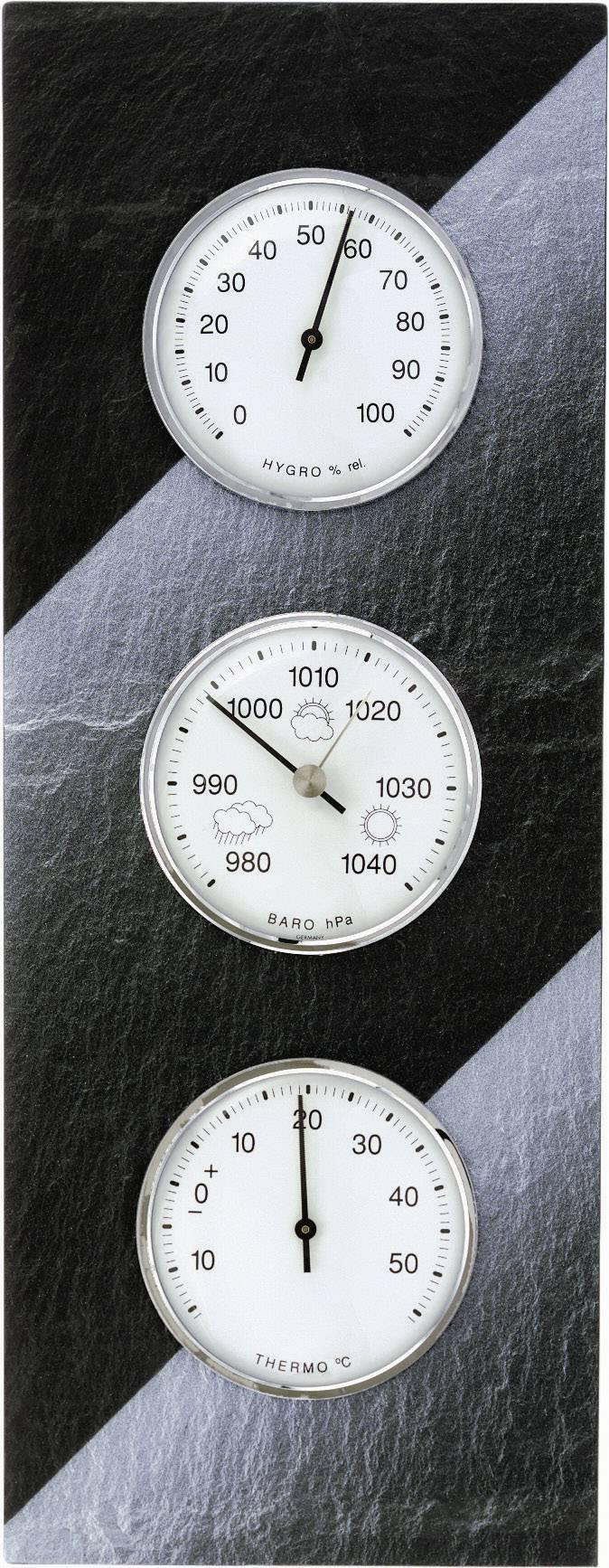 Conrad-TFA Dostmann  20.3018 Analoog weerstation Voorspelling voor 12 tot 24 uur-aanbieding