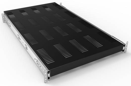Hammond Electronics RSVS1918BK1 Ladeblad Belucht (l x b x h) 44 x 483 x 457 mm Plaatstaal Zwart 1 stuks