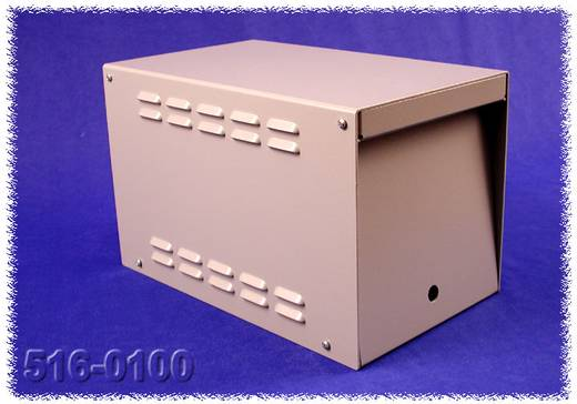Hammond Electronics 516-0010 Transformator-behuizing 365 x 216 x 235 Aluminium Grijs 1 stuks