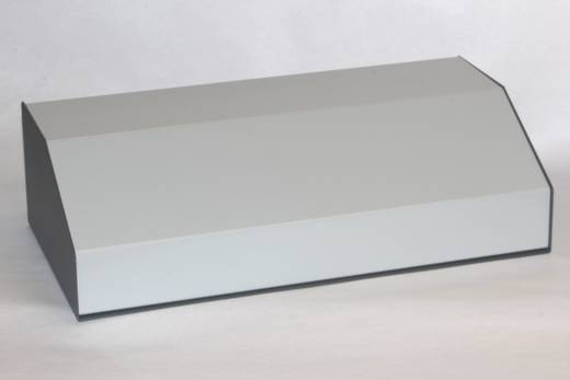 Hammond Electronics 519-0920 Consolebehuizing 180 x 350 x 100 Aluminium Grijs 1 stuks
