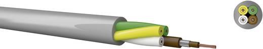Kabeltronik 140402500 Stuurkabel LiY 4 x 0.25 mm² Grijs Per meter