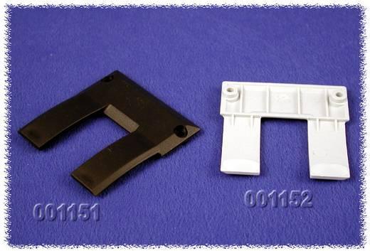 Hammond Electronics 001152 Riem-clip ABS Grijs (l x b x h) 50 x 50 x 5 mm 1 stuks