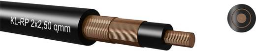 Kabeltronik 550140000 Luidsprekerkabel 1 x 4 mm² Zwart Per meter