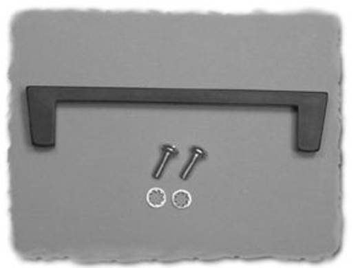 Hammond Electronics 1427C1BK Behuizings-handgreep Zwart 1 stuks