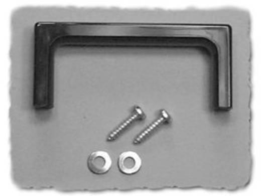 Hammond Electronics M250-663 Behuizings-handgreep Zwart (l x b x h) 75 x 12 x 32 mm 1 stuks
