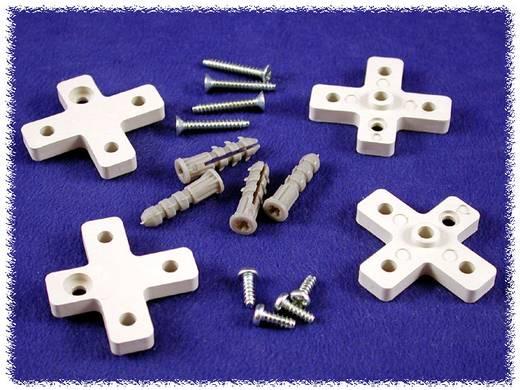 Hammond Electronics MF0040 Wandhouder Polycarbonaat Grijs 1 stuks