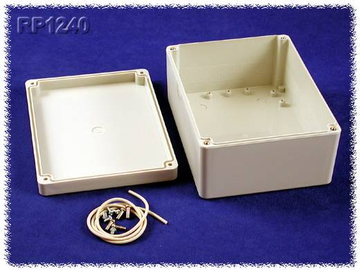 Hammond Electronics RP1240 Universele behuizing 165 x 125 x 75 Polycarbonaat Grijs 1 stuks