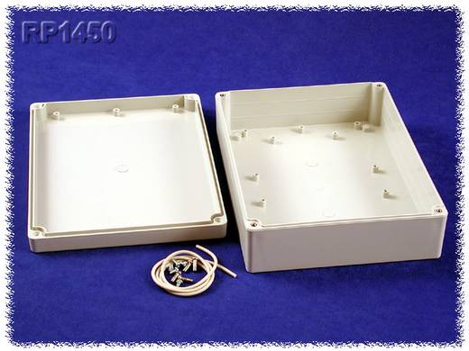 Hammond Electronics RP1450 Universele behuizing 220 x 165 x 60 Polycarbonaat Grijs 1 stuks