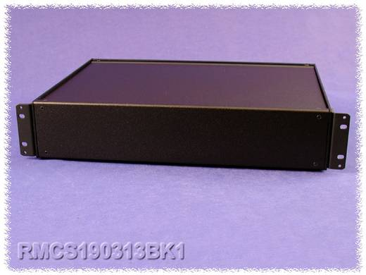 Hammond Electronics RMCS190313BK1 Universele behuizing 432 x 330 x 65 Aluminium Zwart 1 stuks