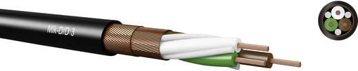 Kabeltronik 58D302209 Microfoonkabel 3 x 0.22 mm² Zwart Per meter