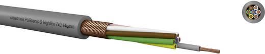 Kabeltronik 213081400 Stuurkabel PURtronic Highflex 8 x 0.14 mm² Grijs Per meter