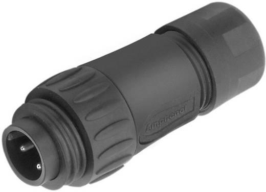 Kabelstekker recht C16-1 eco/mate-serie Aantal polen: 3+PE Kabelstekker recht 16 A C016 20H003 110 12 Amphenol 1 stuks