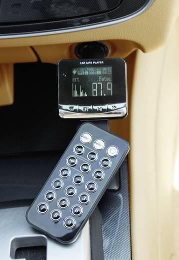 AIV mit Kartenslot FM transmitter Met afstandsbediening