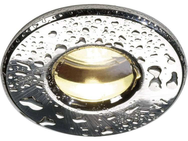 SLV OUT 65 ROUND chroom geborsteld MR16, 111018
