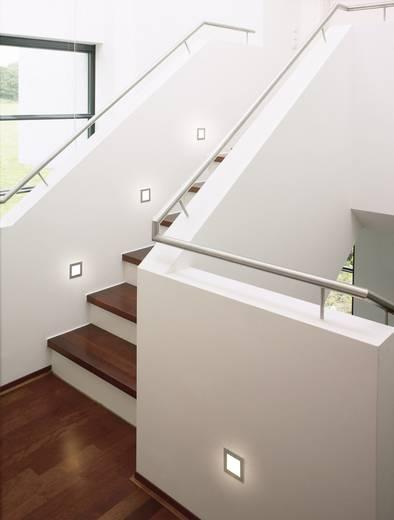 SLV Frame Basic 113262 LED-inbouwlamp 1 W Warm-wit Wit (mat)