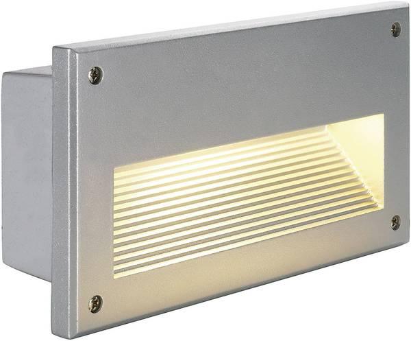 Beroemd SLV Zilver-grijs Inbouw buitenlamp E14 Spaarlamp 40 W 229062 EC58
