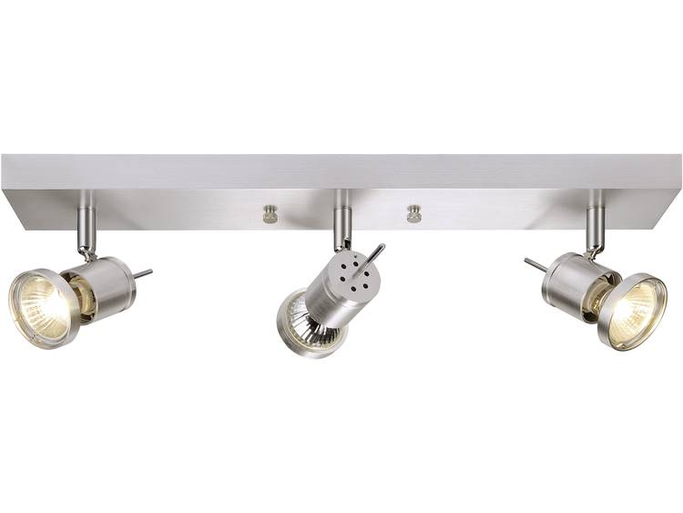 Asto 3-lichts plafondspot met decoratieve ring