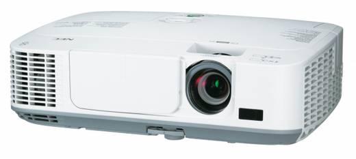 NEC LCD Beamer M311X Helderheid: 3100 lm 1024 x 768 XGA 3000 : 1 Wit