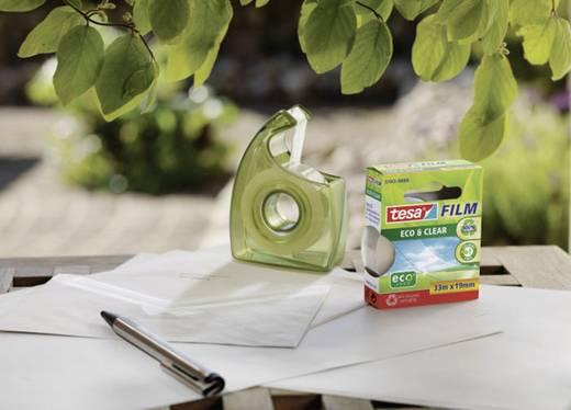 tesa tesafilm Eco & Clear tesafilm Transparant (l x b) 10 m x 15 mm Inhoud: 2 rollen