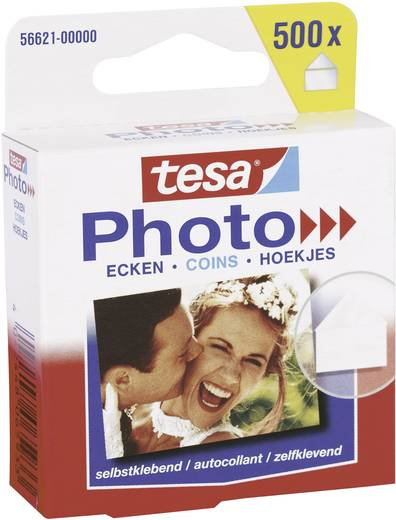 tesa 56621 tesa Photo hoekjes Transparant