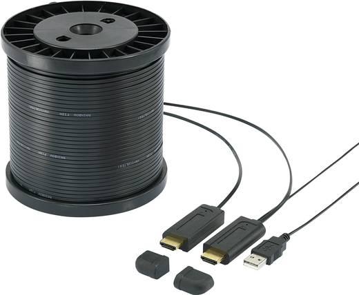 Hybride HDMI/glasvezelkabel 100 m