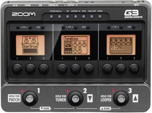 Zoom G3 digitale gitaar effect simulator