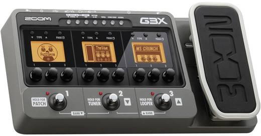Zoom G3X digitale gitaar effect simulator met expressiepedaal