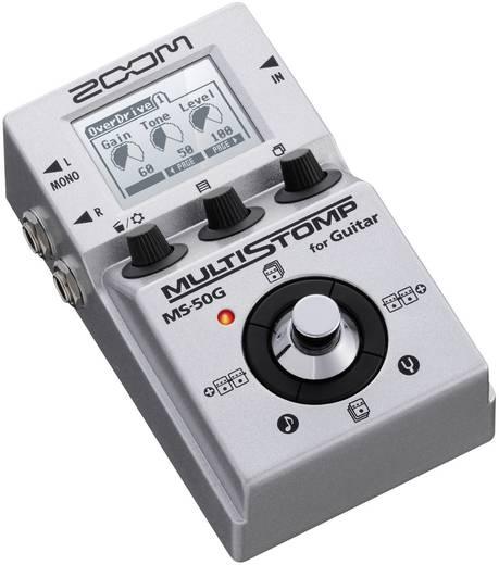 Zoom Multistomp MS-50G digitaal multi-effectpedaal voor gitaar