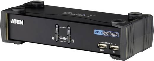 ATEN CS1762A-AT-G 2 poorten KVM-schakelaar DVI USB 1920 x 1200 pix