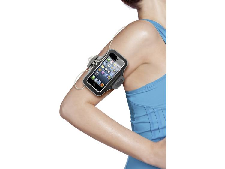 Slim-Fit armband, iPhone 5-5S