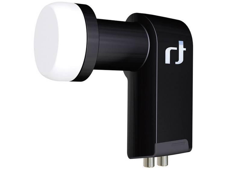Inverto BLACK Ultra Twin LNB Aantal gebruikers: 2 Feed-opname: 40 mm
