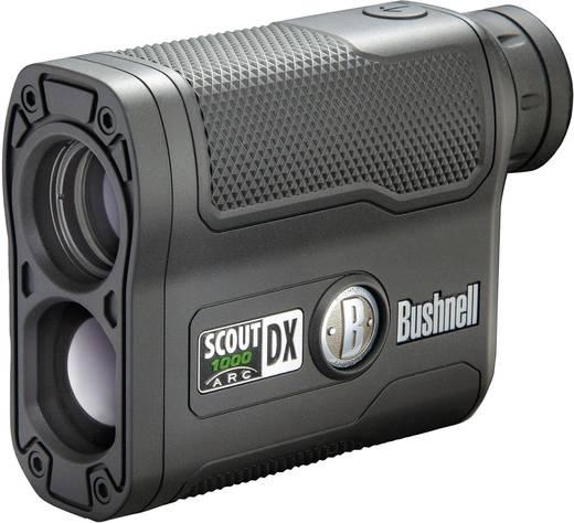 Afstandsmeter Bushnell Scout DX met ARC, zwart 6 x 21 mm Reikwijdte 5 tot 1000 m