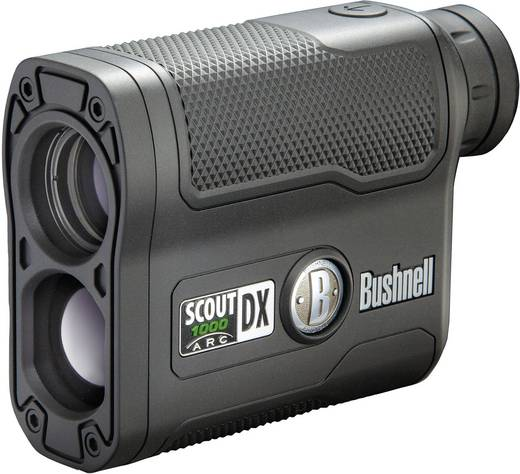 Afstandsmeter Bushnell Scout DX met ARC, zwart 6 x