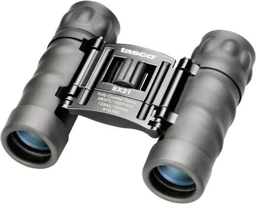 Tasco Essentials 165RB Verrekijker 8 x 21 mm Zwart