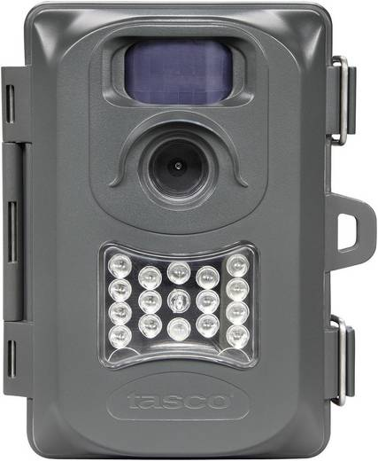Tasco Trail Camera 15 LED Wildcamera 4 Mpix Zwart