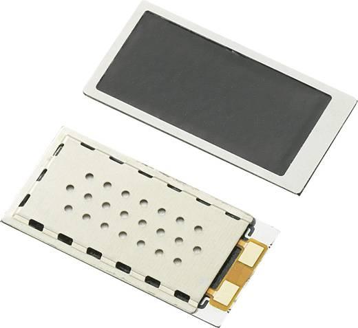 Piëzo-keramische miniatuurluidspreker Geluidsontwikkeling: 92 dB 1 kHz Inhoud: 1 stuks