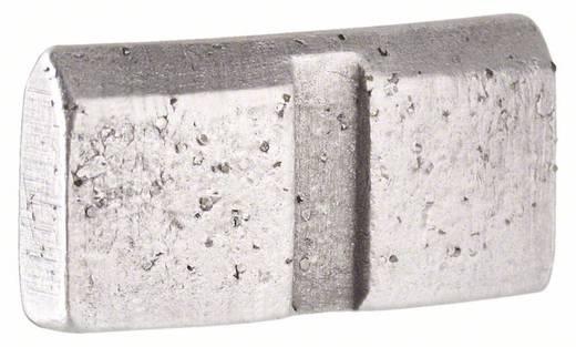 Segmenten voor diamantboorkronen 1 1/4, voor boorkroon voor nat boren 132 mm