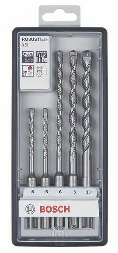 Carbide Hamerboor set 5-delig Bosch