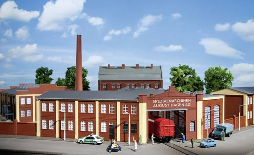 Auhagen 11421 H0 Fabriekspoort