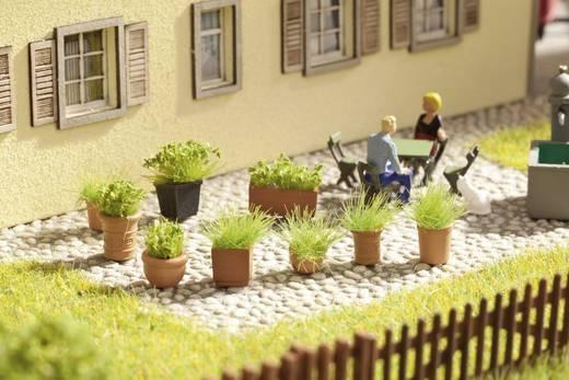 NOCH 14032 H0 Groene planten in bloempotten