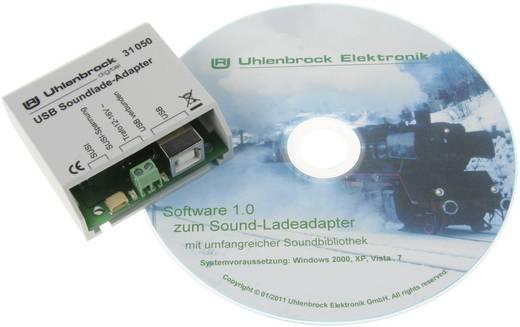 Uhlenbrock 31050 Intellisound-laadadapter Aanvulling