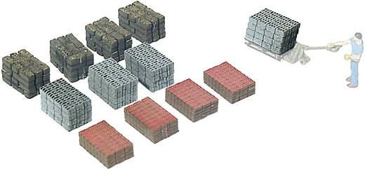 MBZ 80192 H0 Palletbelading metselstenen<br