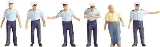 NOCH 15083 H0 figuren agenten van de verkeerspolitie