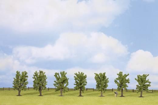 Set bomen Loofbos Hoogte (min.): 80 mm Hoogte (max.): 80 mm NOCH 25088 Groen 7 stuks