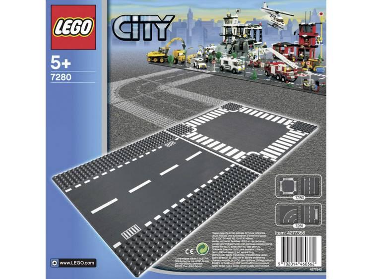 LEGO City Wegen-kruising 7280